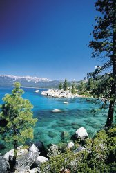 Lake Tahoe - Sand Harbor